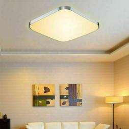 20W LED Fixture Ceiling Light Lamp Modern Square Surface Mou