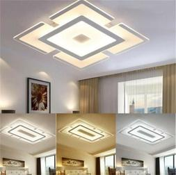 Acrylic LED Ceiling Light Home Lamp Modern Elegant Living Ro