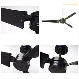Emerson CF765BQ Ceiling Fan with 4 Speed Wall Control and 60
