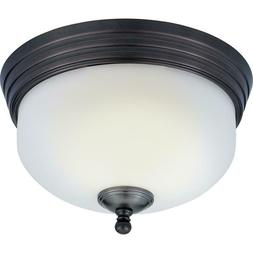 Quoizel Demitri Flush Mount Bath Ceiling Light Fixture Harbo