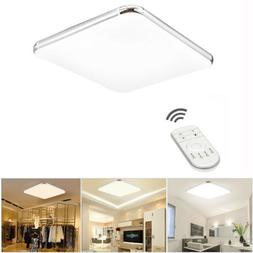 Dimmable LED Ceiling Lights with Remote Control 3000K-6500K