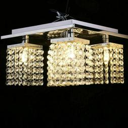 Elegant Crystal Chandelier Modern 5 Ceiling Light Lamp Penda