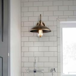 Industrial Barn Wareroom Pendant Lighting Rustic Farmhouse C
