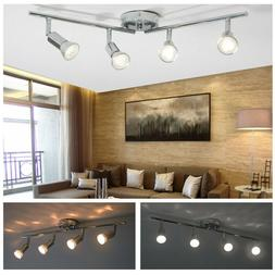 Industrial Ceiling Light LED Sputnik Pendant Chandelier Lamp