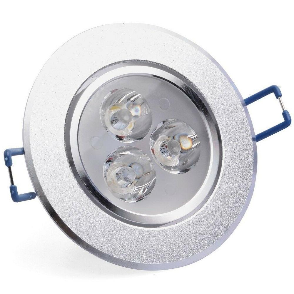 10x Dimmable Spotlight Recessed Light