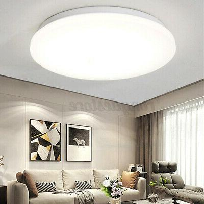 24W LED Light Ultra Thin Mount Kitchen Home Fixture