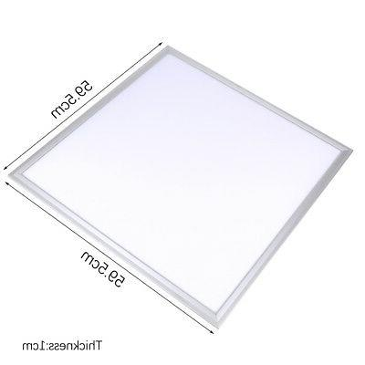 """24x24"""" Ceiling Panel Light Flat Panel Down Home"""