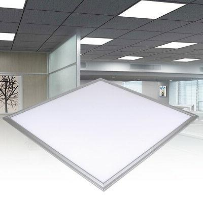 24x24 led ceiling panel light recessed flat