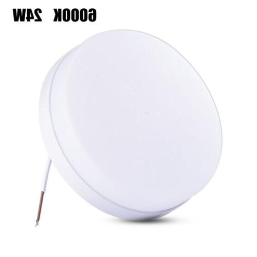 2PACK 24W Light Thin Mount Home Fixture US