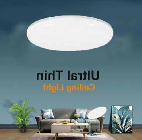 36w round led ceiling down light panel