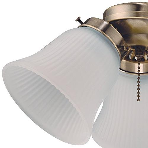 Westinghouse LED Cluster Light Finish with Frosted Glass