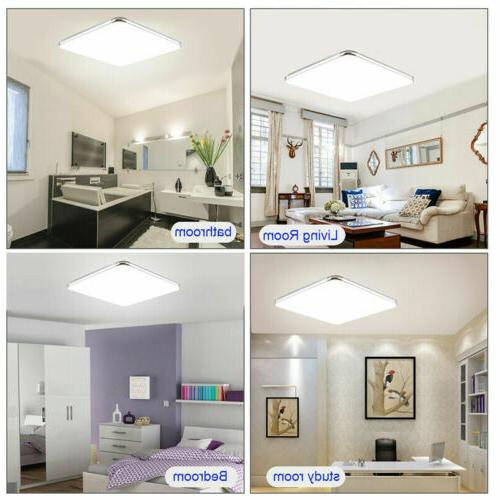 LED Ceiling Thin Flush Mount Kitchen Home US