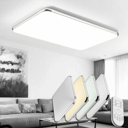 led ceiling light ultra thin dimmable flush