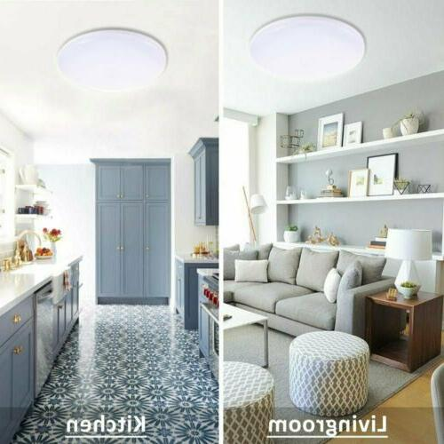 24W Round LED Ceiling Down Light Mount Lamp