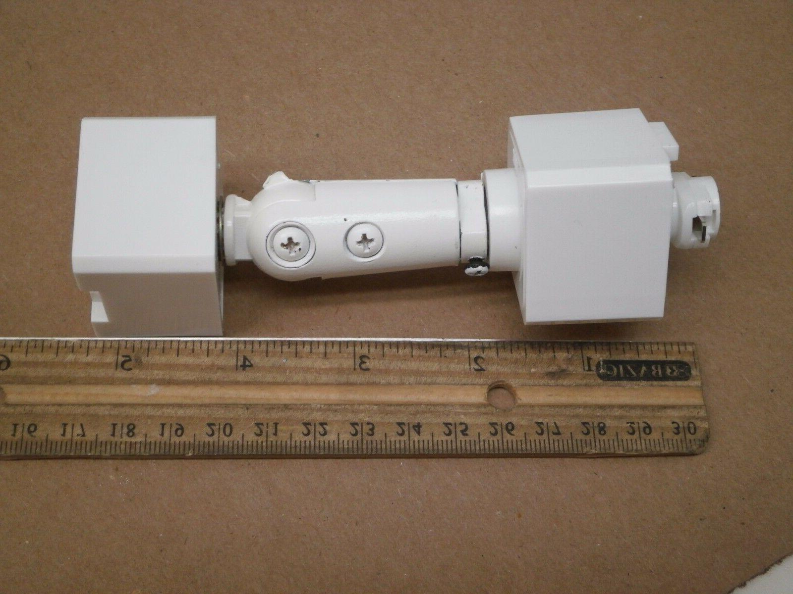 Elco Ceiling Extension Stem EP906W White