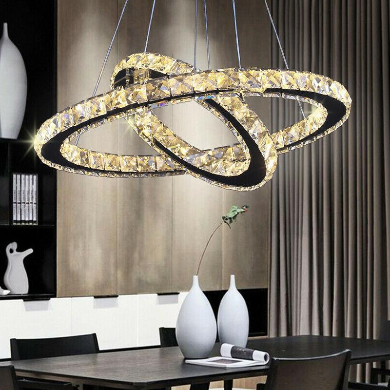 Two Rings Lamp Round Light