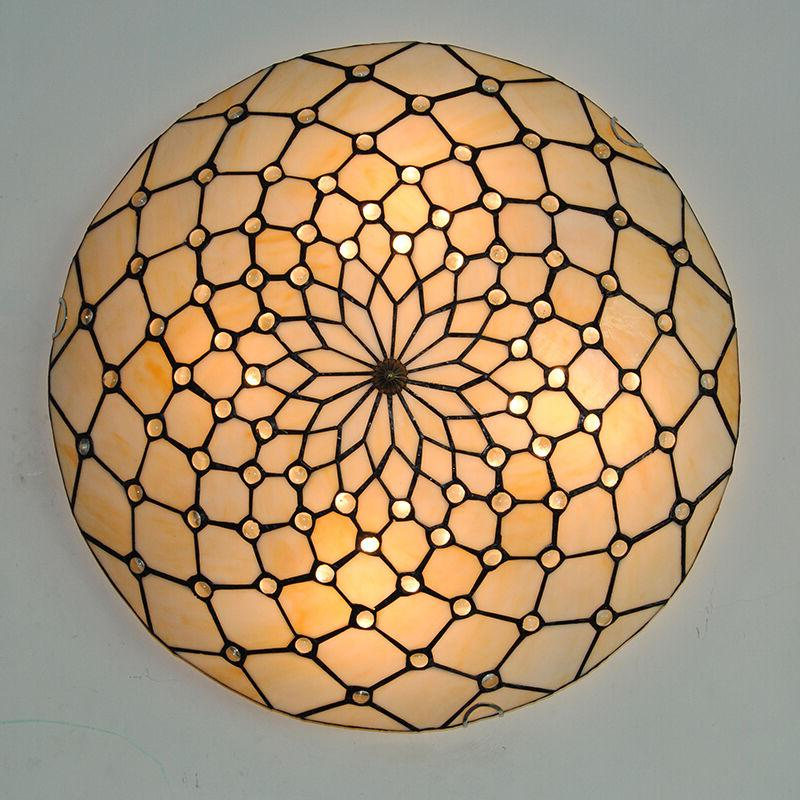 Tiffany Chandelier Stained