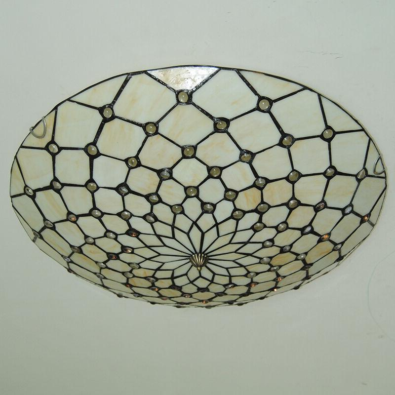 Tiffany Ceiling Lamp Chandelier Fixtures Stained