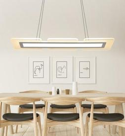 LED Acrylic Ceiling Light Dining Chandelier Fixtures Ultrath