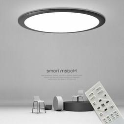 led dimmable ceiling light ultra thin flush