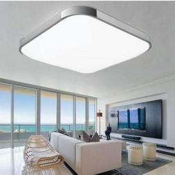 Modern 20W  Square LED Ceiling  Light Home Kitchen Office Ce