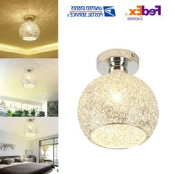Modern Ceiling Lighting Flushmount Light Fixture For Bedroom