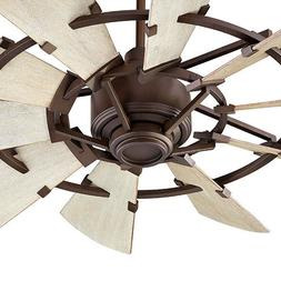 "Quorum NEW 44"" Windmill INDOOR Ceiling Fan; 94410-86 & 94410"