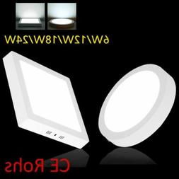 Surface Mounted LED Panel Light Ceiling Downlight WallLamp 6