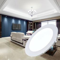 Ultrathin LED Panel Lights Dimmable Downlight Recessed Ceili
