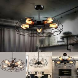 Vintage Industrial Ceiling Light Pendant Lamp Chandeliers Me